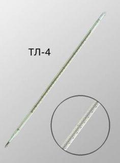 Термометры лабораторные TЛ-4.  Описание Термометр лабораторный нормальный.  Предназначены для точного измерения...