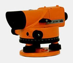 Предназначен для использования в строительстве и геодезии.  Стандартный комплект: нивелир, ЗИП, инструкция...
