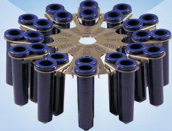 Центрифуга СМ-6 МТ - ротор 6М.02.  Кликните по картинке для просмотра ее в увеличенном виде.