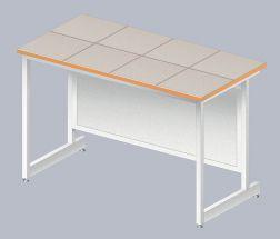 Металлическая лабораторная мебель серии ЛАБ-МЕТ.  Лаб-PRO 2012. снята с производства.